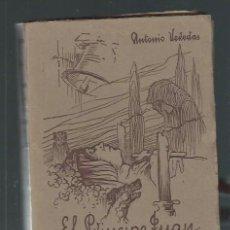 Libros de segunda mano: EL PRÍNCIPE JUAN DE LAS ESPAÑAS 1478-1497, ANTONIO VEREDAS RODRÍGUEZ, AVILA DE LOS CABALLEROS 1938. Lote 45191868