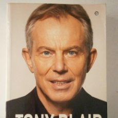 Libros de segunda mano: MEMORIAS TONY BLAIR LA ESFERA 1 EDICION 2011. Lote 45296937