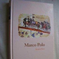 Libros de segunda mano: MARCO POLO. HEERS, JACQUES. 2004. Lote 45651861