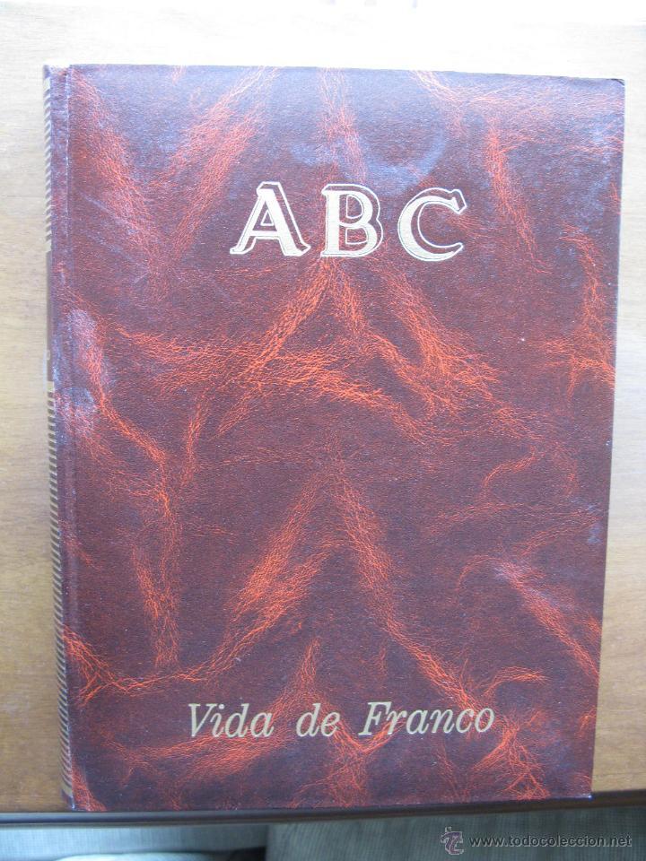 VIDA DE FRANCO. ABC. (ENCUADERNADO - PERFECTO) (Libros de Segunda Mano - Biografías)
