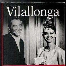Livros em segunda mão: VILALLONGA, LA FLOR Y NATA, MEMORIAS NO AUTORIZADAS. Lote 97356284