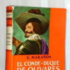 Libros de segunda mano: EL CONDE-DUQUE DE OLIVARES (LA PASIÓN DE MANDAR). . Lote 46227378