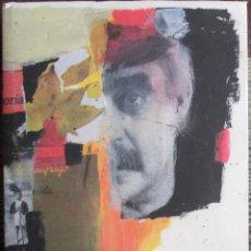 Libros de segunda mano: JOSÉ ANTONIO LABORDETA. CREACIÓN, COMPROMISO, MEMORIA - JAVIER AGUIRRE SANTOS - ROLDE/SGAE 2008 + CD. Lote 46229440
