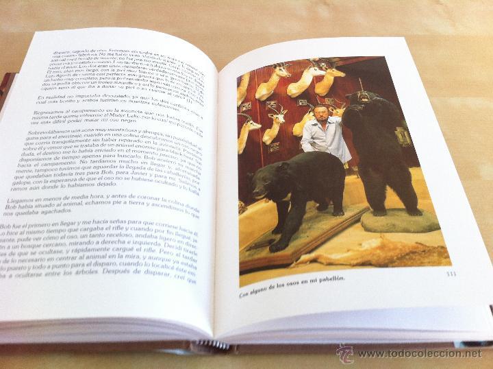 Libros de segunda mano: RELATOS DE UN CAZADOR. MARCIAL GÓMEZ SEQUEIRA. EJEMPLAR NUMERADO Nº 1557. ILUSTRADO. - Foto 13 - 46249828
