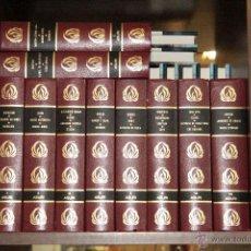 Libros de segunda mano: GRANDES BIOGRAFÍAS ASURI , 10 TOMOS. COLECCIÓN COMPLETA.. Lote 46709741