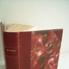 Libros de segunda mano: LA VIE DE SAINTE THERESE D'AVILA - MARCELLE AUCLAIR. Lote 46956497