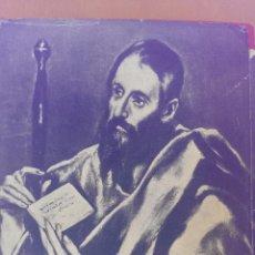 Libros de segunda mano: SAN PABLO HOLZNER MONSERRAT EDITORIAL LIBRERIA HERDER AÑO 1942. Lote 47101685