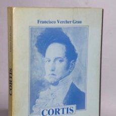 Libros de segunda mano: CORTIS. COMPENDIO BIOGRÁFICO DEL TENOR ANTONIO MONTON CORTS (1891-1952). Lote 47370106