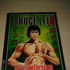 Libros de segunda mano: BRUCE LEE ARTES MARCIALES VERA SHO-DAN PRODUCCIONES EDITORIALES RF VG AÑOS 70. Lote 47370730