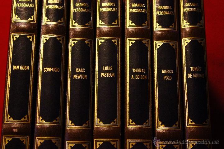 lote 7 grandes personajes editorial labor, s.a. - Comprar Libros de ...