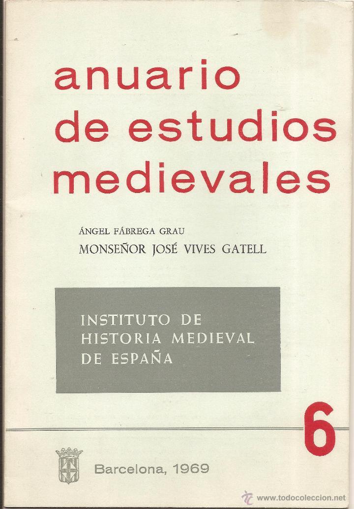 MONSEÑOR JOSÉ VIVES GATELL – ANGEL FÁBREGA GRAU – 1969 (Libros de Segunda Mano - Biografías)