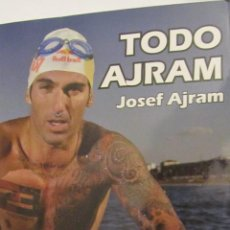 Libros de segunda mano: TODO AJRAM DE JOSEF AJRAM (PLATAFORMA). Lote 47457628