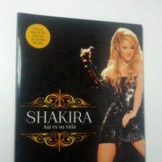 Libros de segunda mano: LIBRO SHAKIRA. Lote 84257340