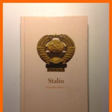 Libros de segunda mano: STALIN - MAXIMILIEN RUBEL - BIBLIOTECA ABC . PROTAGONISTAS DE LA HISTORIA Nº 23 . Lote 47845227