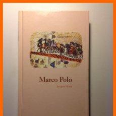 Libros de segunda mano: MARCO POLO - JACQUES HEERS - BIBLIOTECA ABC . PROTAGONISTAS DE LA HISTORIA Nº 6 . Lote 47851706