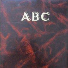 Libros de segunda mano: ABC VIDA DE FRANCO COLECCION COMPLETA DE 50 FASCICULOS. ENCUADERNADO. Lote 47887695