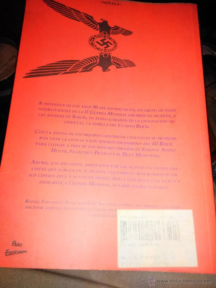 el cuarto reich. rafael f.rosa. ajec editorial - Comprar Libros de ...