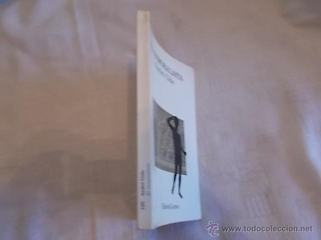 Libros de segunda mano: EL INMORALISTA André Gide - Foto 2 - 48873261
