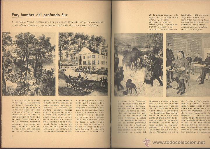 Libros de segunda mano: Edgar Allan Poe. VV.AA. Prensa Española, 1ª edición, 1970 - Foto 3 - 48964634