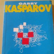 Libros de segunda mano: GARRY KASPAROV - DESAFIO SIN LIMITES. Lote 48986212
