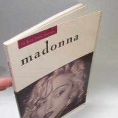 Libros de segunda mano: LIBRO ·· MADONNA IN HER OWN WORDS ·· EN INGLÉS ·· . Lote 49075726