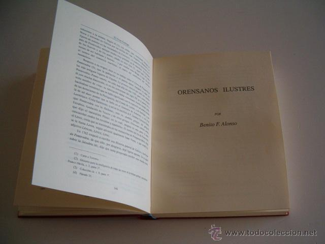 Libros de segunda mano: TEODOSIO VESTEIRO TORRES. Galería de Gallegos Ilustres. (Edición Facsimilar. DOS TOMOS. RM69202. - Foto 6 - 49289161