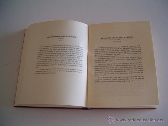 Libros de segunda mano: TEODOSIO VESTEIRO TORRES. Galería de Gallegos Ilustres. (Edición Facsimilar. DOS TOMOS. RM69202. - Foto 7 - 49289161