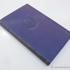 Libros de segunda mano: CROMWELL. LORD PROTECTOR DE INGLATERRA / E. MOMIGLIANO / ED. JOAQUIN GIL 1941 / 1ª ED. / BIOGRAFIA. Lote 49455819