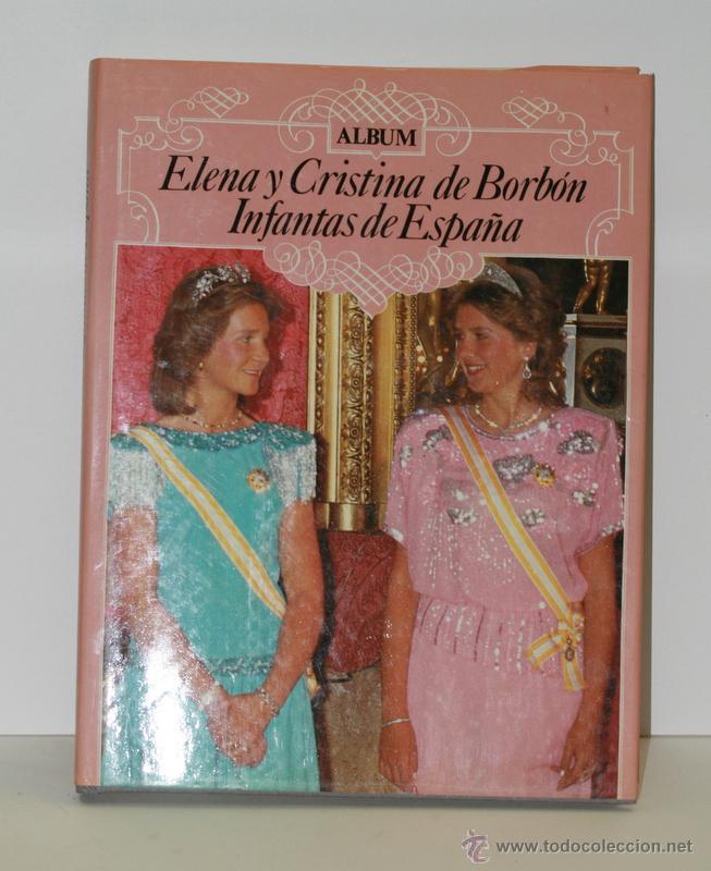 ELENA Y CRISTINA DE BORBÓN INFANTAS DE ESPAÑA (Libros de Segunda Mano - Biografías)