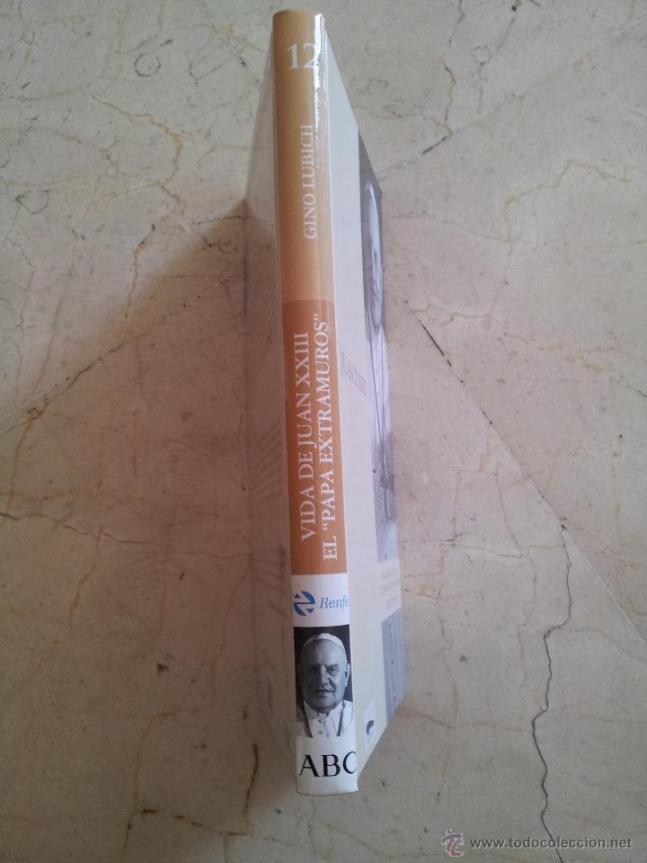 Libros de segunda mano: VIDA DE JUAN XXIII. EL PAPA EXTRAMUROS Gino Lubich ABC 2003 - Foto 2 - 49601130