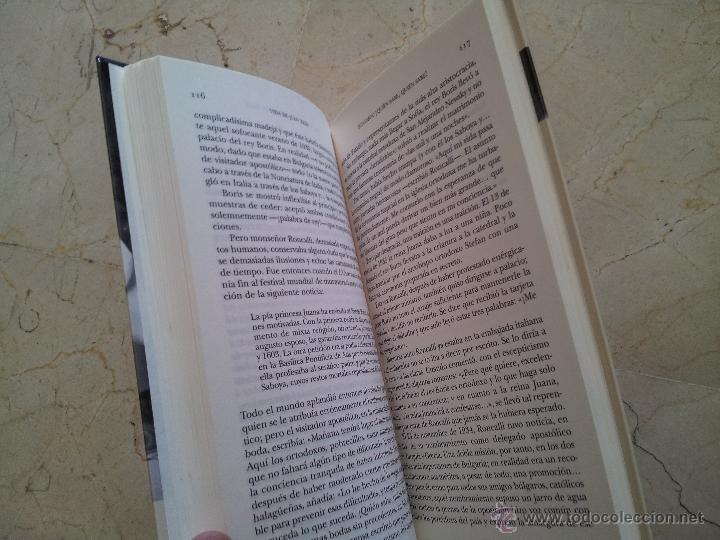 Libros de segunda mano: VIDA DE JUAN XXIII. EL PAPA EXTRAMUROS Gino Lubich ABC 2003 - Foto 7 - 49601130