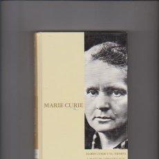 Libros de segunda mano: MARIE CURIE - J. MANUEL SÁNCHEZ RON - ABC & GRUPO PRENSA ESPAÑOLA 2003 / ILUSTRADO. Lote 49755791