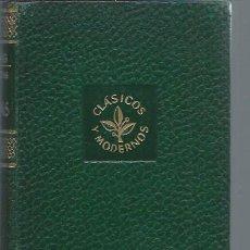 Libros de segunda mano: OBRAS COMPLETAS, EMIL LUDWIG, BIOGRAFÍAS V, ED. JUVENTUD BARCELONA 1957, 1220 PÁGS, 15 POR 21CM. Lote 49978501