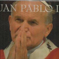 Libros de segunda mano: JUAN PABLO II. JO GARCÍA-COBB. EDICIONES B. BARCELONA. 2000. Lote 50023151