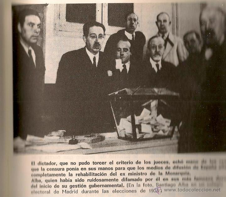 Libros de segunda mano: Juan March y su tiempo / Ramón Garriga . -- 1ª edición, 1976 - Foto 4 - 50053329