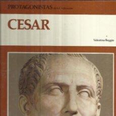 Libros de segunda mano: CESAR. VALENTINA VEGGIO. CÍRCULO DE LECTORES. BARCELONA. 1981. Lote 50131841