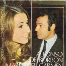 Libros de segunda mano: ALFONSO DE BORBON - Mª CARMEN MARTINEZ BORDIU. Lote 104500179