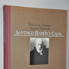 Libros de segunda mano: SANTIAGO RAMÓN Y CAJAL ED. LABOR , AGUSTIN ALBARRACÍN. Lote 80087006