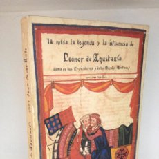 Second hand books - LEONOR DE AQUITANÍA - 50682782