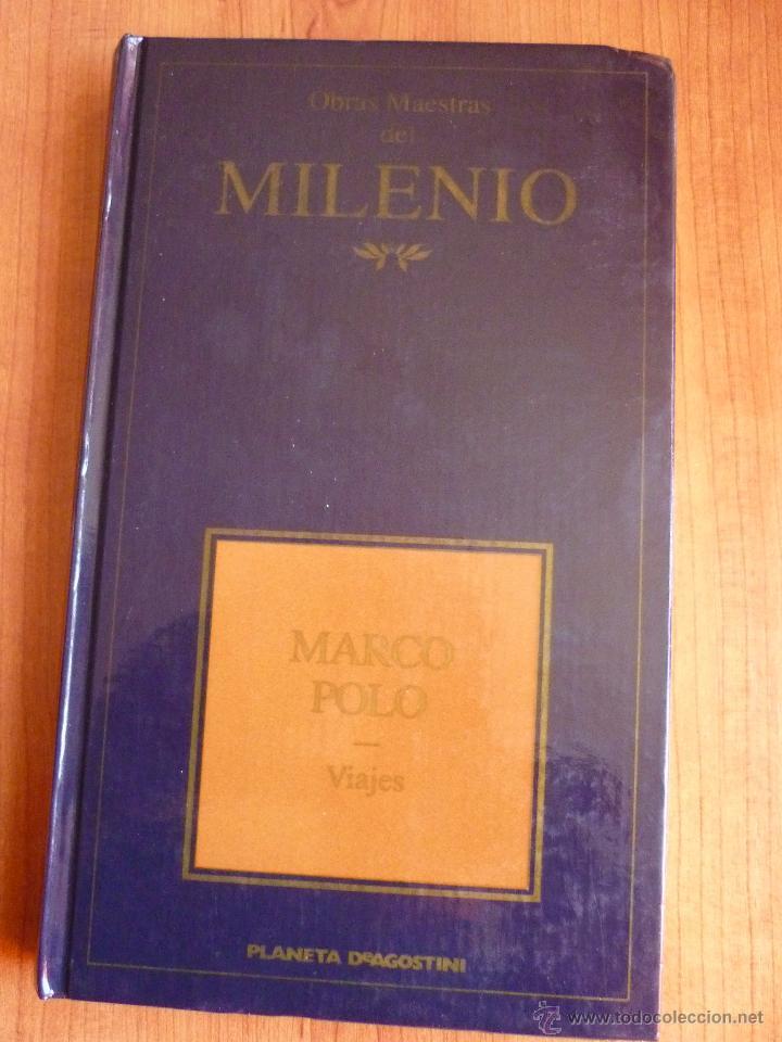 obras maestras del milenio: marco polo - tapa d - Comprar Libros de ...
