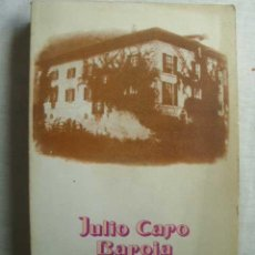 Libros de segunda mano: LOS BAROJA (MEMORIAS FAMILIARES) CARO BAROJA, JULIO. 1972. Lote 50868154