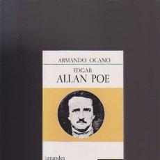 Libros de segunda mano: EDGAR ALLAN POE- ARMANDO OCANO - E.P.E.S.A. EDITORIAL 1971. Lote 51238340