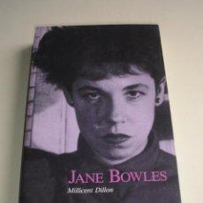 Libros de segunda mano: JANE BOWLES. UN PECADILLO ORIGINAL. Lote 51324199