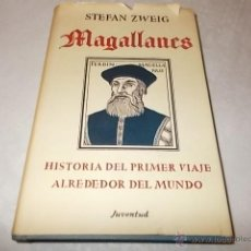Libros de segunda mano: MAGALLANES STEFAN ZWIEG. Lote 51714848