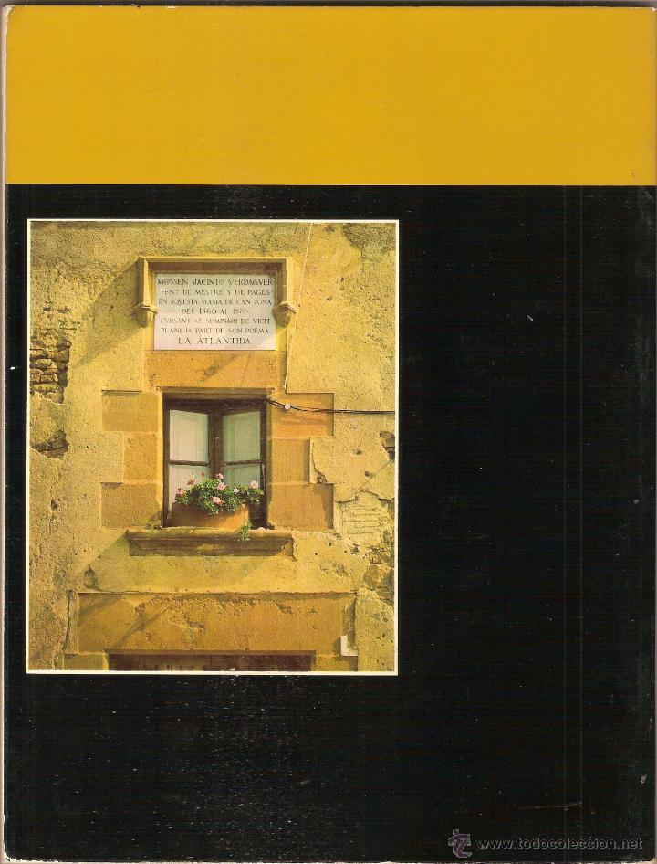 Libros de segunda mano: JACINT VERDAGUER (1877-1977). (En el Centenari de LAtlàntida). NADALA 1977 - Foto 2 - 52013136