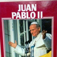 Libros de segunda mano: JUAN PABLO II. AL SERVICIO DE LA HUMANIDAD. (AÑO 1982). Lote 52330543