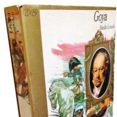 Libros de segunda mano: GOYA ·· BASILIO LOSADA ·· ED. PHOENIX ··· VERON EDITOR ·· . Lote 52536038