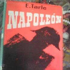 Libros de segunda mano: NAPOLEON E. TARLE 1963. Lote 52306904