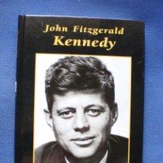 Libros de segunda mano: JOHN FITZGERALD KENNEDY. Lote 52757302