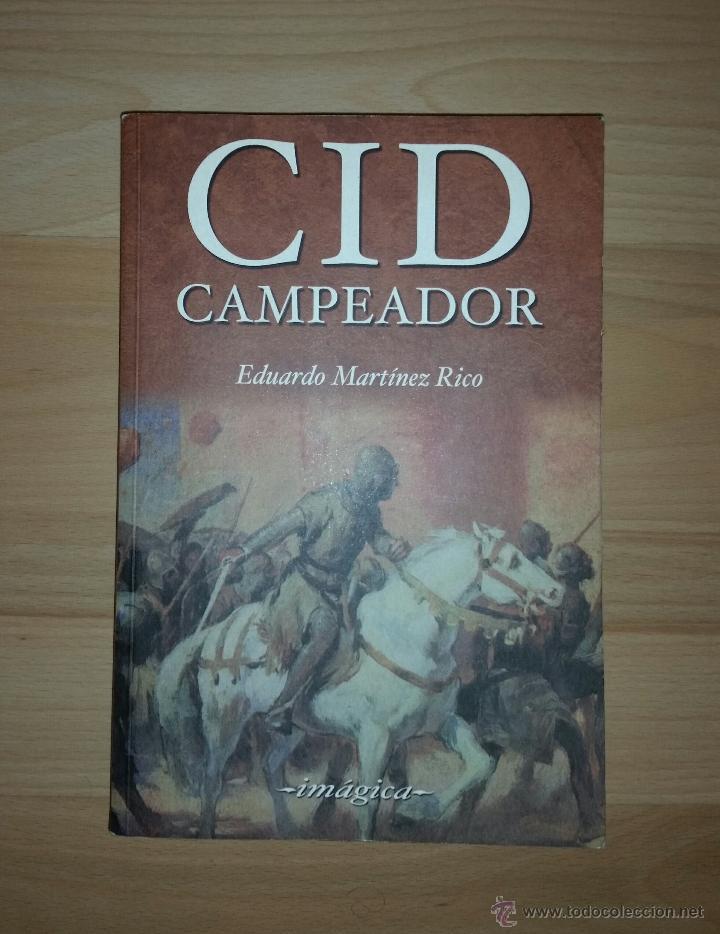 CID CAMPEADOR (Libros de Segunda Mano - Biografías)